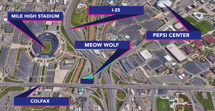 Meow Wolf Denver Lands In Sun Valley