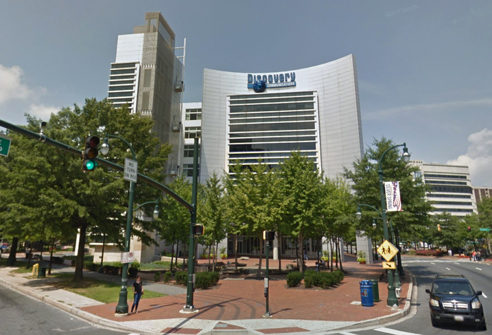 Discovery Communications HQ Silver Spring