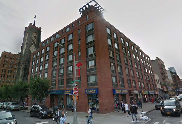 10 Rutgers St. on Manhattan's Lower East Side