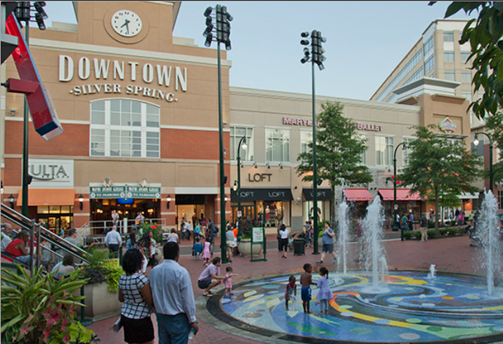 Foulger-Pratt Downtown Silver Spring