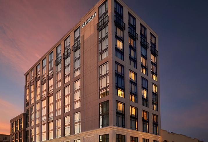 Downtown san diego luxury hotel
