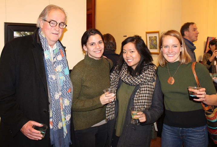Hill Center Gallery Reception!