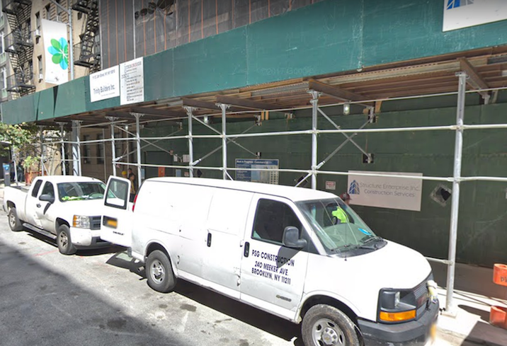 Two Construction Workers Fall To Their Death At NYC Sites