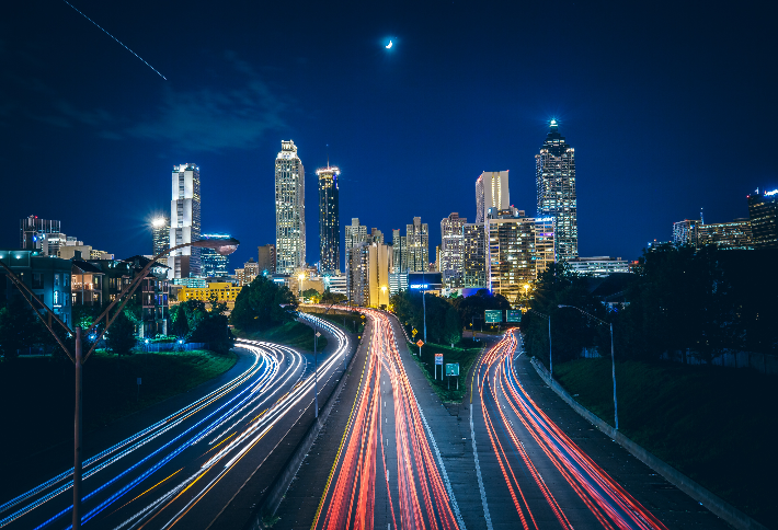 In Atlanta, Data Helps Drive A Smart City Revolution