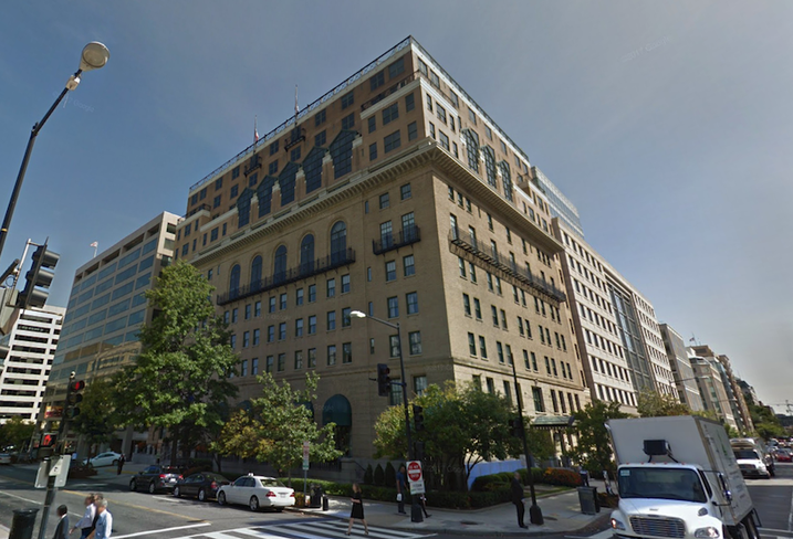 Army Navy Building 1627 I St. NW