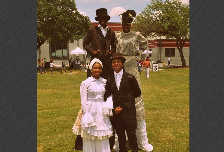 Juneteenth at Emancipation Park