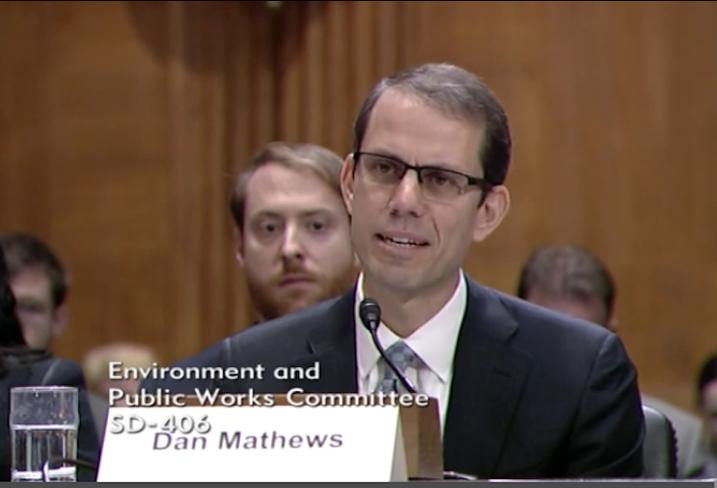 GSA Public Buildings Commissioner Dan Mathews