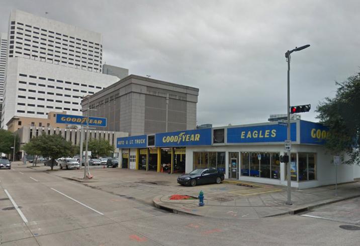 Downtown Houston Goodyear Service Center