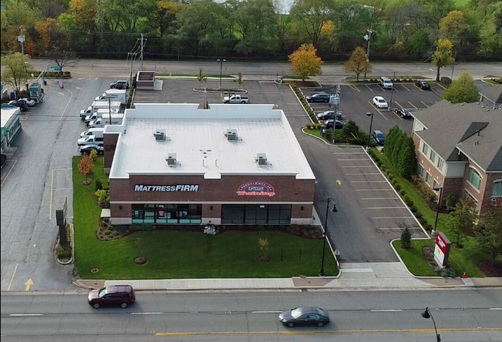 Chicago net lease real estate