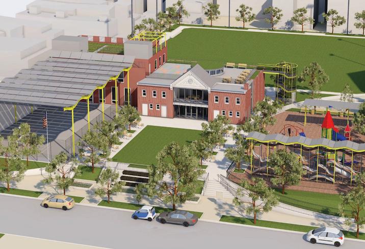 Stead Park Recreaction Center