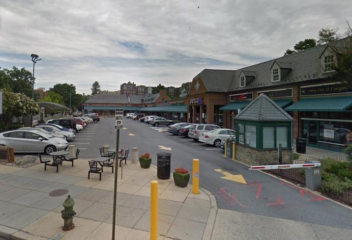 Cleveland Park retail centerCleveland Park retail center