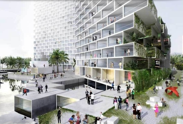 Long-Delayed Bjarke Ingels Project Planned For Fort Lauderdale Is Still On The Table