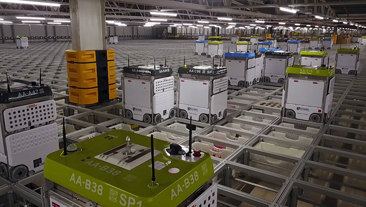 How AI And Robots Can Help The Logistics Boom Continue