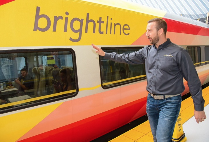 Vegas Or Bust: Brightline To Build Rail Line Connecting SoCal To Las Vegas