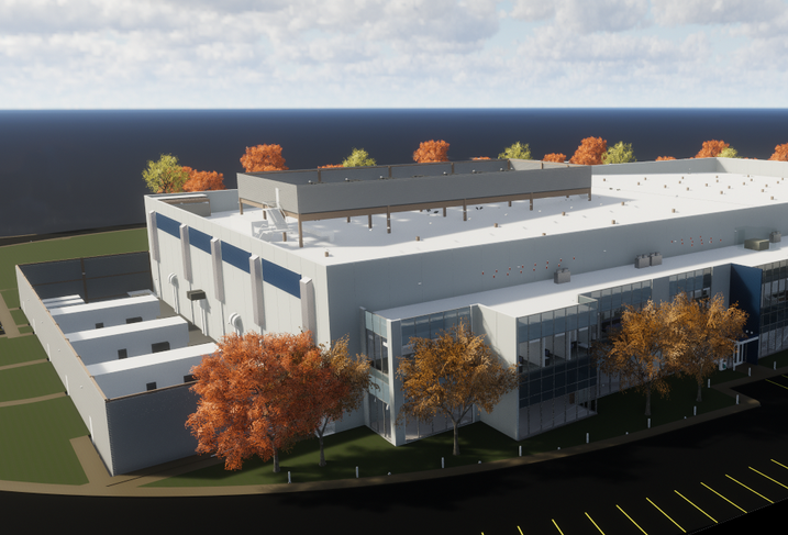 Vantage Data Centers Ashburn