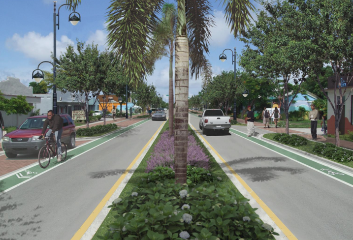Fewer Cars Has Meant More Retail For Upstart Fort Lauderdale Corridor