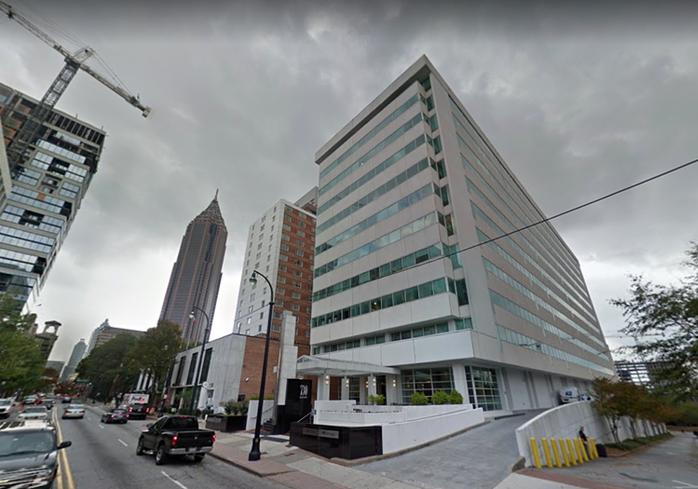 730 Peachtree St. Atlanta