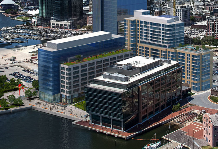 Beatty Development Breaks Ground On Fourth Harbor Point Building