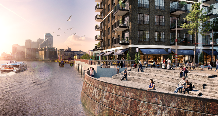 The Transformation Of East London: Embracing An Island In The City
