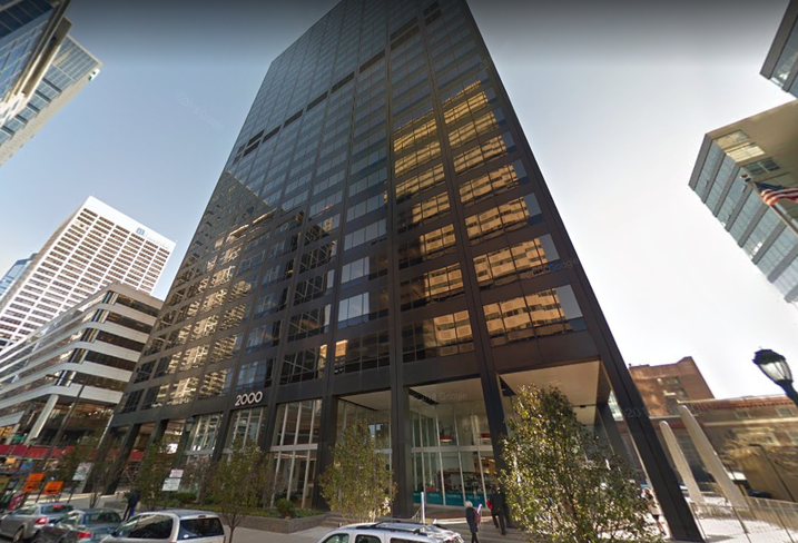 Another New York Firm Enters Philly Market With 2000 Market St. Buy