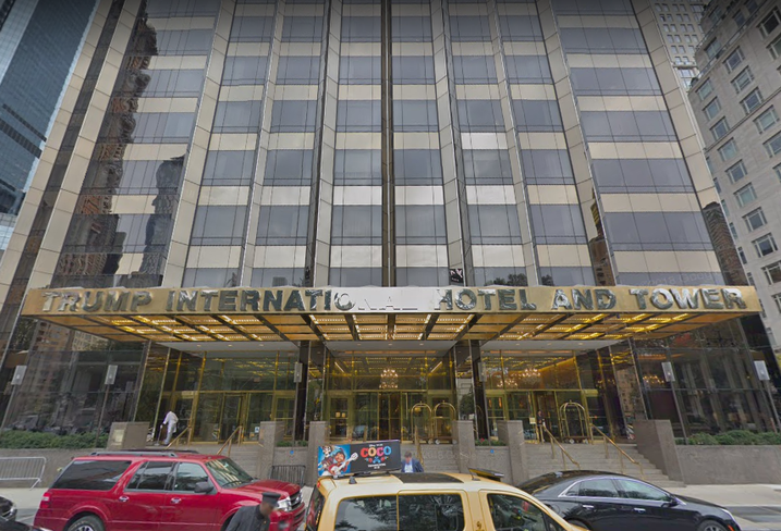 Trump International Hotel Sees First Quarter Of Growth In Two Years Thanks To Saudi Arabia