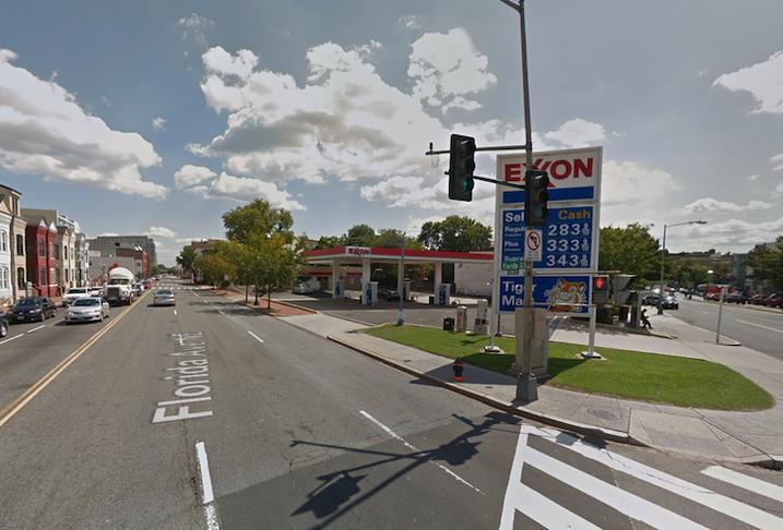 Exxon Florida Ave NoMa