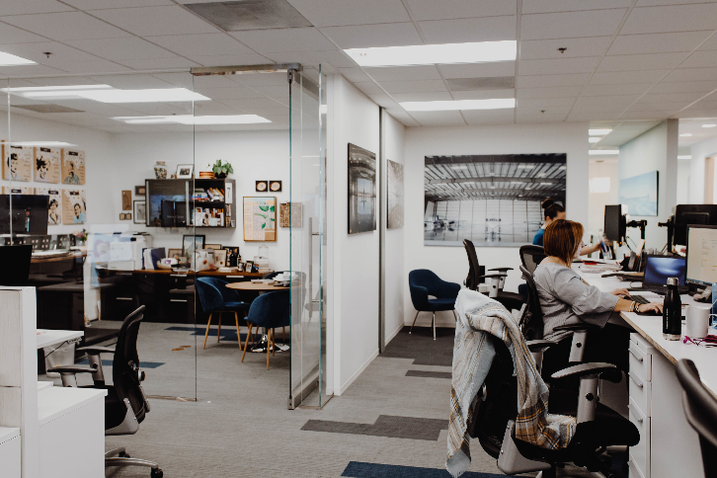 How One Lender Modernized Its Office To Promote A Culture Of Transparency