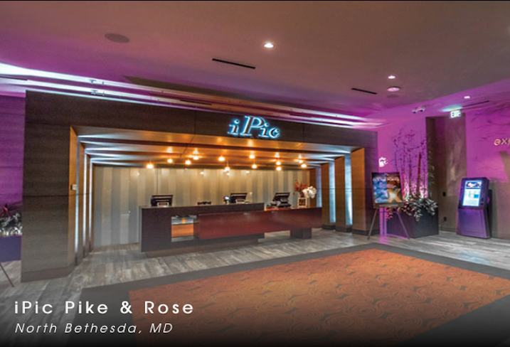 IPic Pike & Rose