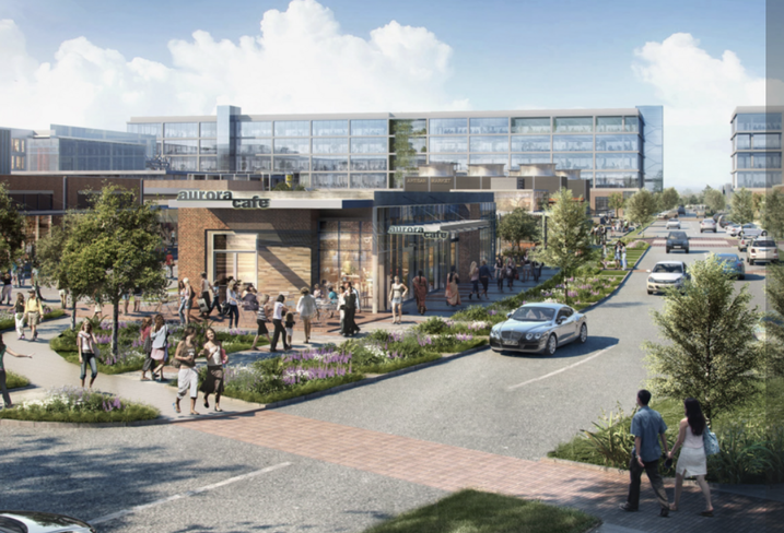 Dallas-Based Company Breaks Ground On Redevelopment At The Former Texas Instruments Campus