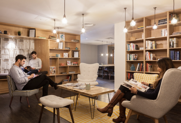 Co-living london