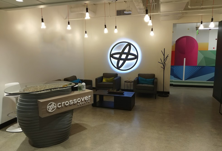 Crossover Health's first San Francisco location at 49 Stevenson St. in SoMa