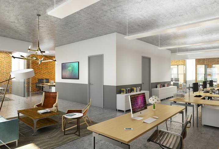 Newbury Street — A Workplace Shangri-La