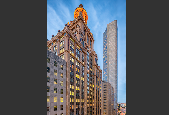 JLL Arranges $52.8M Refinancing Of Historic Esperson In Downtown Houston