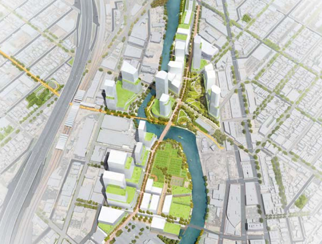 Sterling Bay's new plan for Lincoln Yards