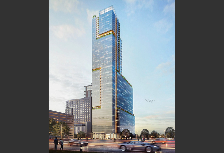 Medistar To Deliver 48-Story Mixed-Use Tower In Texas Medical Center