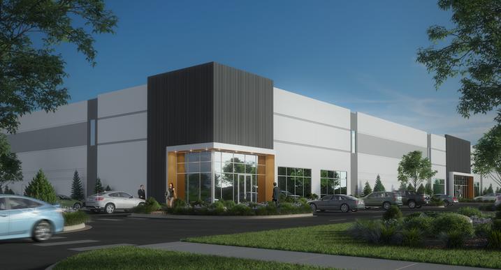 Opus Starts Work On Industrial Spec Building In Thornton