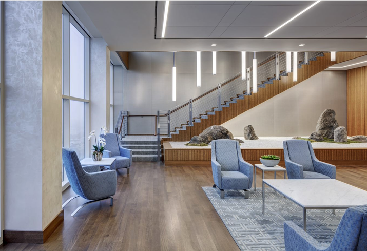 Dallas' Best Office Finishes Are Coming From A Company With An Industrial Heart