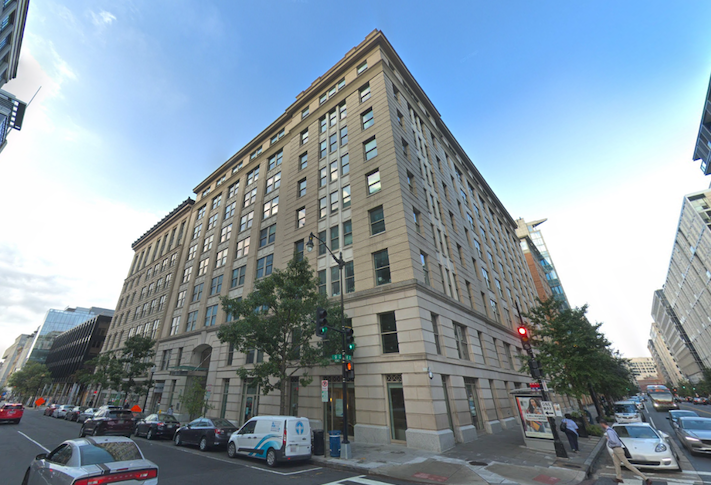 Brookfield Victor Building 750 9th St. NW