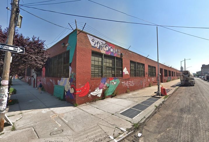 74 Bogart St., purchased by Storage Deluxe to be redeveloped into a self-storage facility.