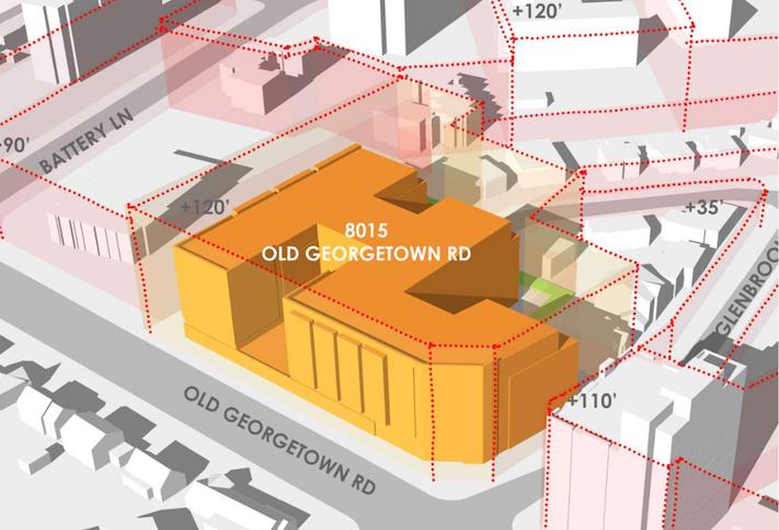 8015 Old Georgetown Road Bethesda