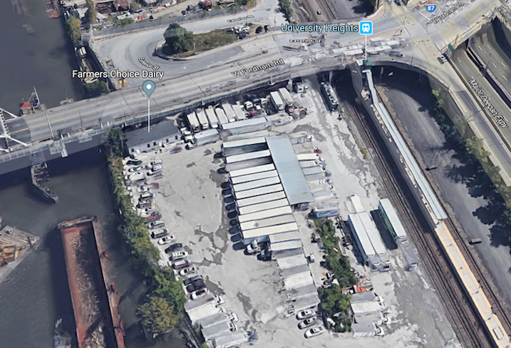 Massive Mixed-Use Project Could Be Coming To the Bronx Waterfront