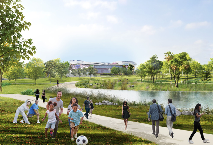 Beckham Group Submits Proposed Lease To Miami