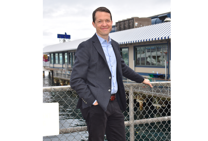 Marshall Foster, Director of the City of Seattle's Office of the Waterfront