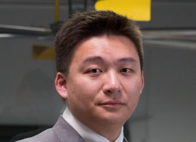 Primior CEO Johnney Zhang