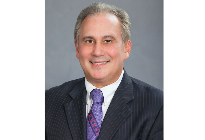 Jackson Health System COO and EVP Don Steigman