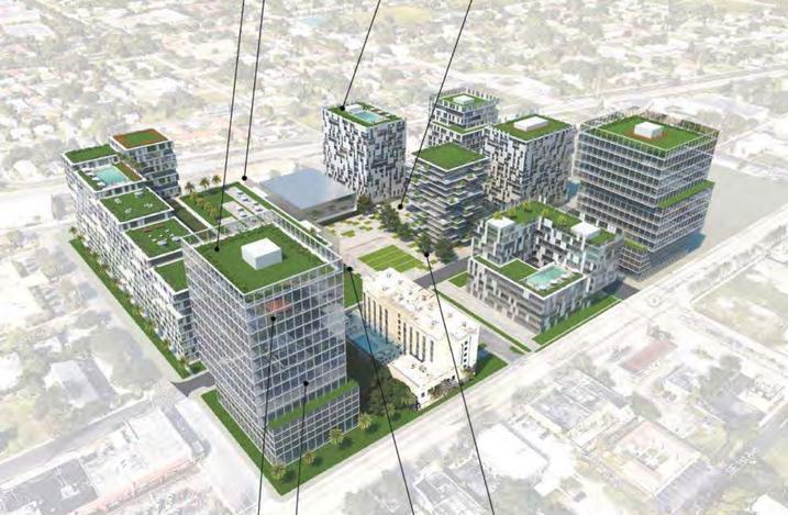 Dania Beach Moving Forward With $634M City Center Redevelopment