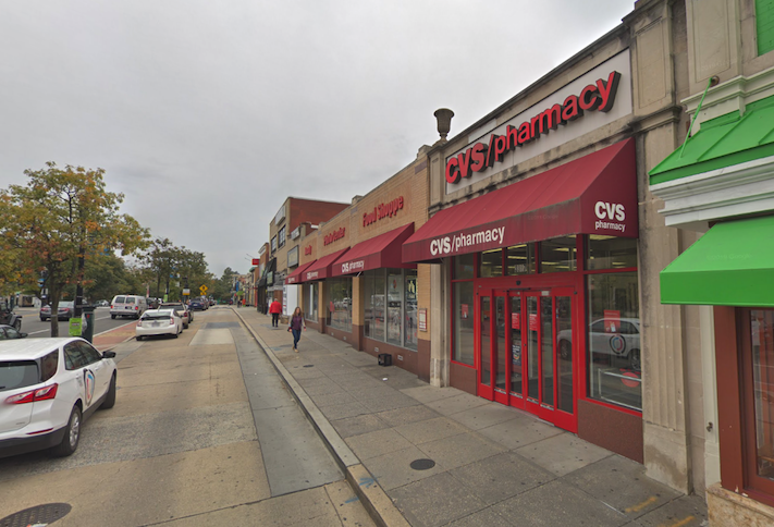 The CVS at 3327 Connecticut Ave. NW in Cleveland Park