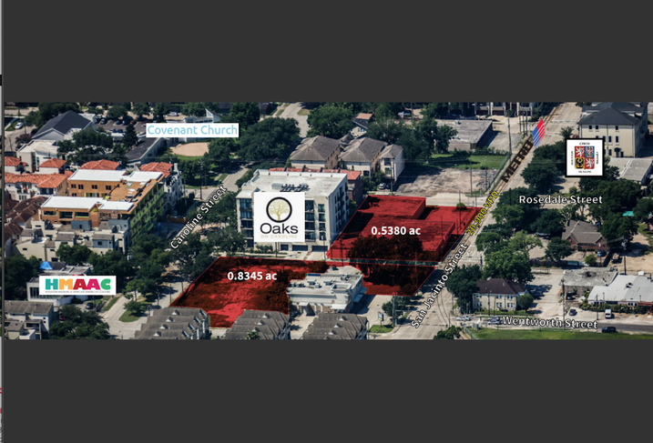 Let The Cash Fly: Here Are 6 Sites In Houston On The Selling Block
