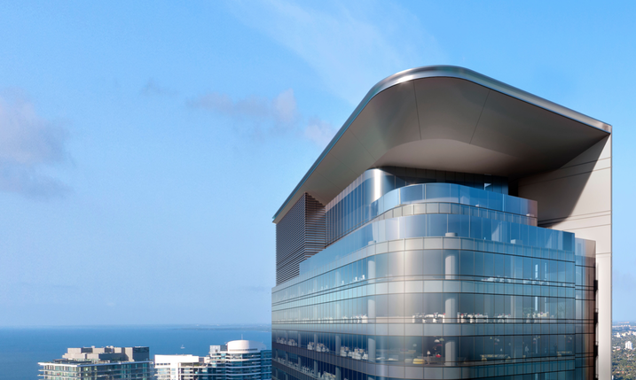 Miami Getting First New Office Tower In A Decade