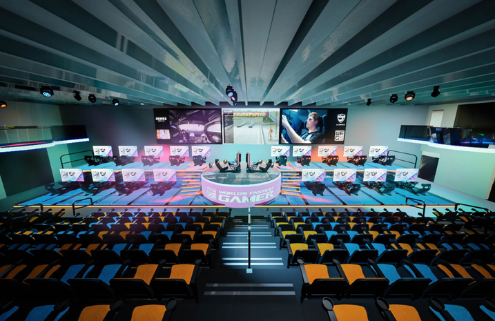 World's First Esports Car Racing Arena Bound For Miami
